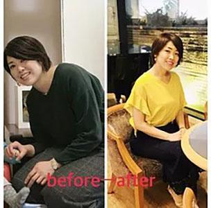 山下 恵子のビフォーアフター写真